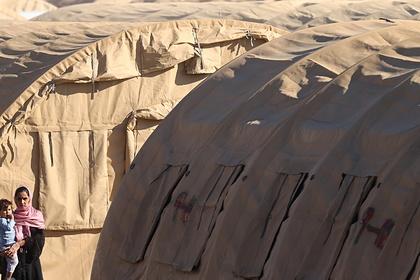 В США возникли проблемы с размещением эвакуированных афганцев
