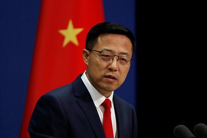 МИД КНР призвал НАТО позитивно оценивать развитие Китая