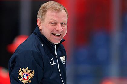 Определен тренерский штаб сборной России по хоккею на Олимпиаде