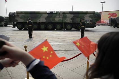 Китай отверг обвинения в испытании гиперзвуковой ракеты с ядерным зарядом