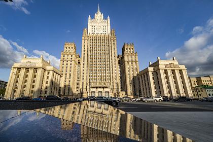 МИД раскрыл планы после приостановки работы миссии России при НАТО