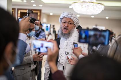 Главу делегации талибов в Москве назвали «персонажем, который ничего не решает»