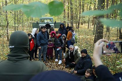 В ЕС пригрозили Белоруссии новыми санкциями из-за нелегальных мигрантов