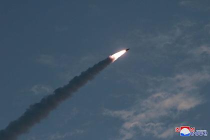 Минобороны Южной Кореи подтвердило запуск КНДР баллистической ракеты