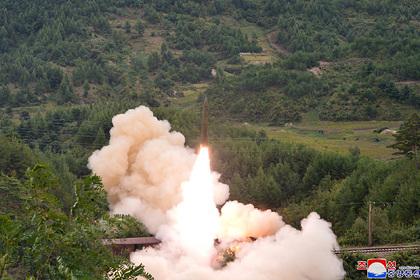 Военные США начали консультации с союзниками после запуска ракет КНДР