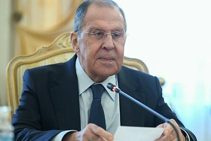 Лавров допустил участие США в переговорах по Донбассу