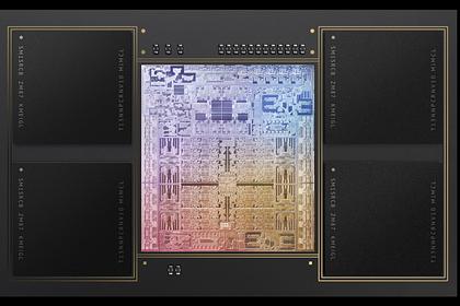 Ноутбук Apple оказался мощнее PlayStation5