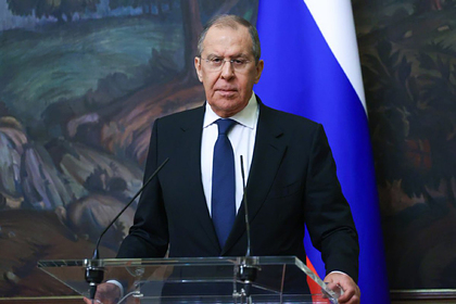 Лавров рассказал о похороненной идее консультаций НАТО и России