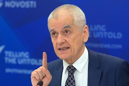 Онищенко назвал грозящий ухудшить ситуацию с COVID-19 на длинных выходных фактор