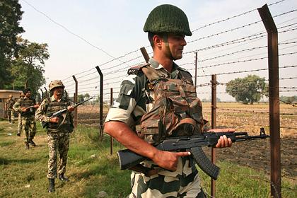 Пограничников Индии вооружат трезубцами Шивы