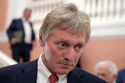 Песков оценил возможность обращения Путина к россиянам по ситуации с COVID-19