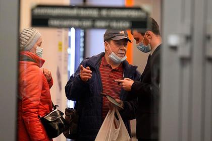 Власти Москвы стали следить за ношением масок в торговых центрах с помощью камер