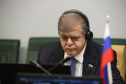В Совфеде ответили на заявления министра обороны США о России