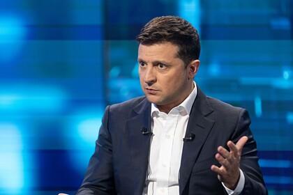 Украинский телеканал обвинил Зеленского в шантаже и давлении