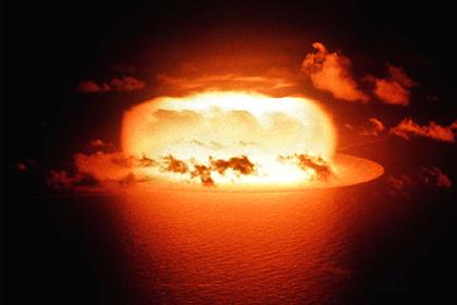 Спрогнозированы катастрофические последствия применения ядерного оружия