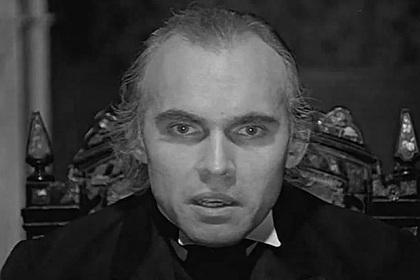 Умер сыгравший Мориарти в советском «Шерлоке Холмсе» актер Виктор Евграфов