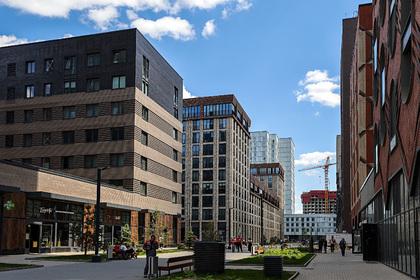 Москвичи переключились на более дорогое жилье