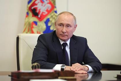 Путин оценил цифры по COVID-19 фразой «не обращать внимание невозможно»