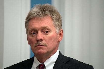 В Кремле ответили на заявления о сокращении расходов на медицину