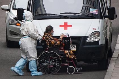 Путин призвал не допустить ситуации с нехваткой мест в больницах