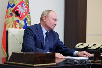 Путин рассказал о последствиях второй прививки у него