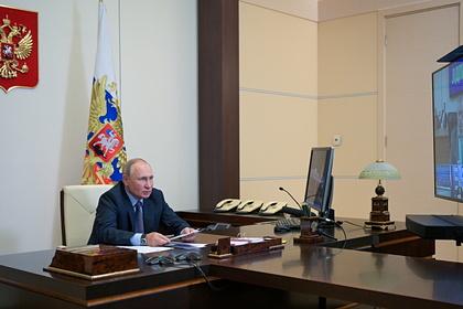 Путин допустил продление нерабочих дней после 7 ноября