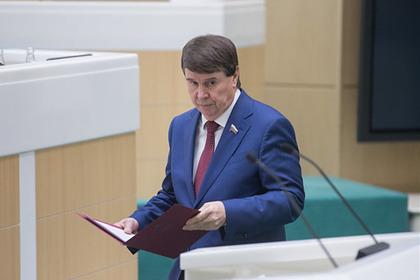 В Совфеде оценили риски масштабного газового кризиса на Украине