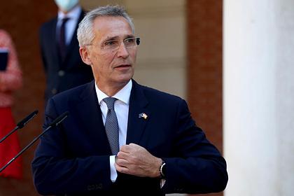 В НАТО возложили на Россию ответственность за распад двусторонних отношений