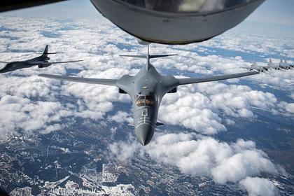 На Украине заявили об отработке американскими B-1B удара по Крыму