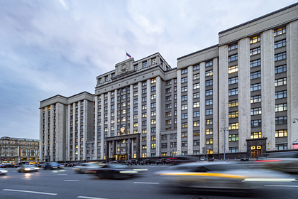 В Госдуме обвинили Киев в попытке оторвать Украину от исторической памяти