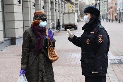 Москвичам выписали более 100 миллионов рублей штрафов за нарушения мер по COVID