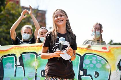 Грета Тунберг назвала ответственных за бездействие в спасении планеты