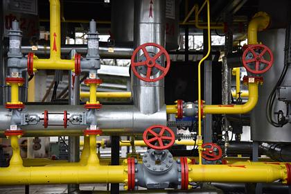 Экономике Украины пообещали падение из-за газа