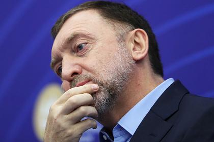 Дерипаска обвинил ЦБ России в расправе над банками