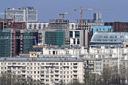 Оценена вероятность обвала цен на жилье в России