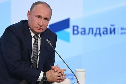Путин поздравил главреда «Новой газеты» с присуждением Нобелевской премии мира