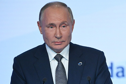 Путин рассказал о системных сбоях в мировой экономике
