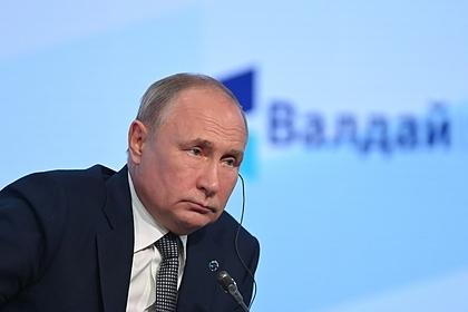 Путин оценил ситуацию в Нагорном Карабахе