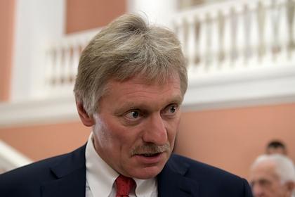 Песков оценил вероятность демонстрации россиянам ревакцинации Путина