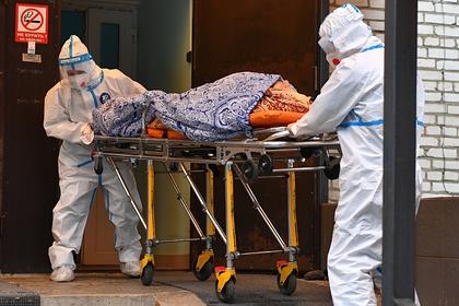 В Роспотребнадзоре объяснили высокую смертность пациентов с COVID-19 в России