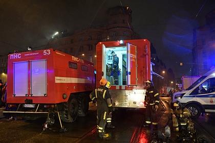 Здание цеха по производству пороха под Рязанью разрушено в результате пожара