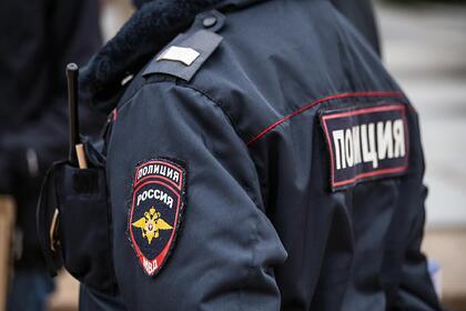 В отношении избившего полицейского россиянина завели уголовное дело