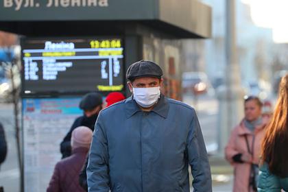 В Белоруссии отменили обязательное ношение масок