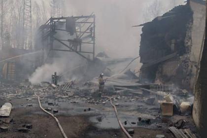 Число погибших при взрыве в цехе завода под Рязанью увеличилось до 16