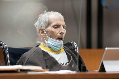 Пожизненно осужденного американского миллионера обвинили еще в одном убийстве