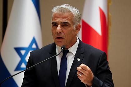 Лаврова пригласили с визитом в Израиль