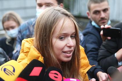 Девушка Саакашвили заявила об угрожающей ему опасности