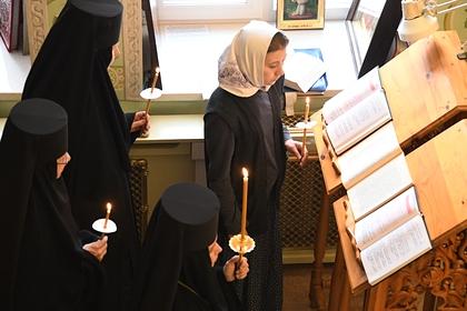 Труп девушки нашли в российском монастыре