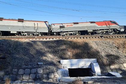 СК начал проверку после столкновения грузовика с поездом в Приамурье