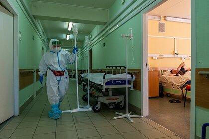 В России за сутки зафиксировали 37 678 новых случаев COVID-19